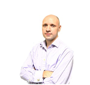 Business Consultant Ian Bevis