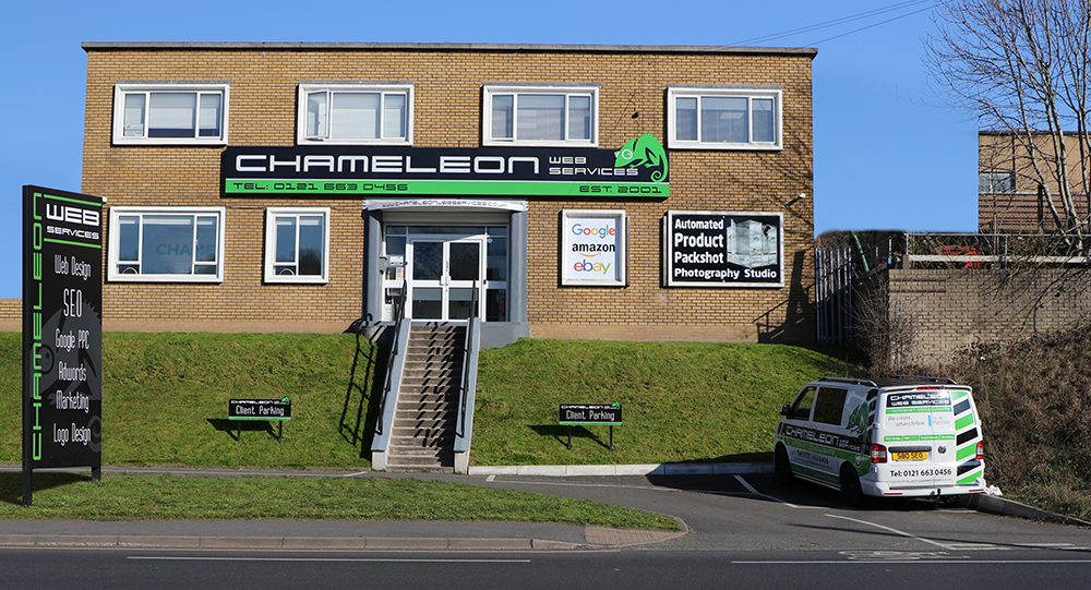 Chameleon Web Services Head Office